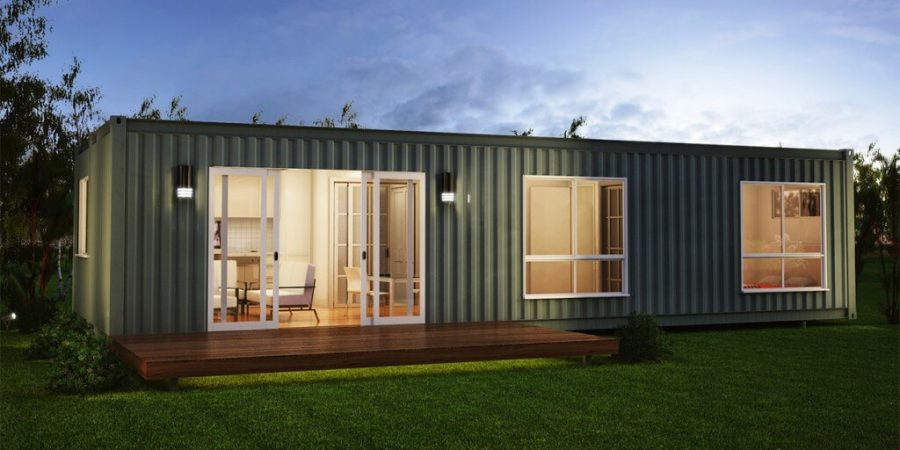 Peut on vivre dans une maison container space news for Maison container maritime
