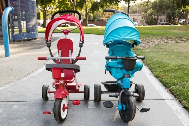 astuces tricycle evolutif
